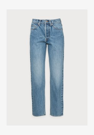 Jeans Straight Leg - clean wash