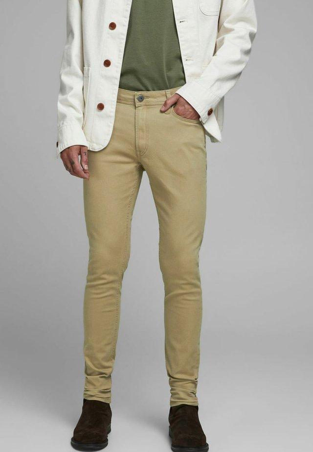Jeans Skinny Fit - kelp