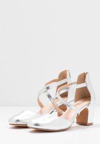 Anna Field - Klassiske pumps - silver - 4