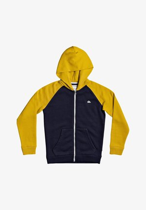 EASY DAY  - Zip-up hoodie - honey