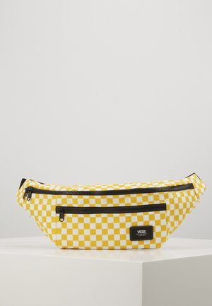 WARD CROSS BODY PACK - Bum bag - sulphur/white