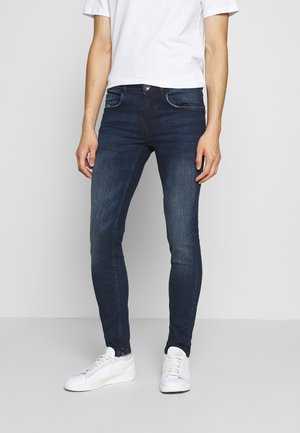 STOCKHOLM - Slim fit jeans - shore blue