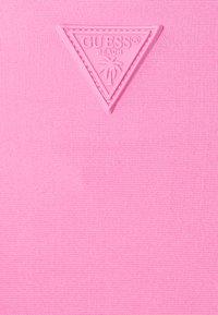 Guess - STRING BRAZILIAN - Bikini bottoms - pinky flower - 2