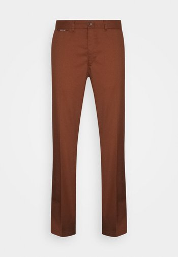 MOTT CLASSIC  - Trousers - brown