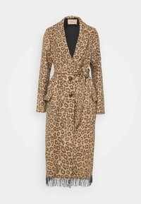 TWINSET - Classic coat - noce/tabacco - 0