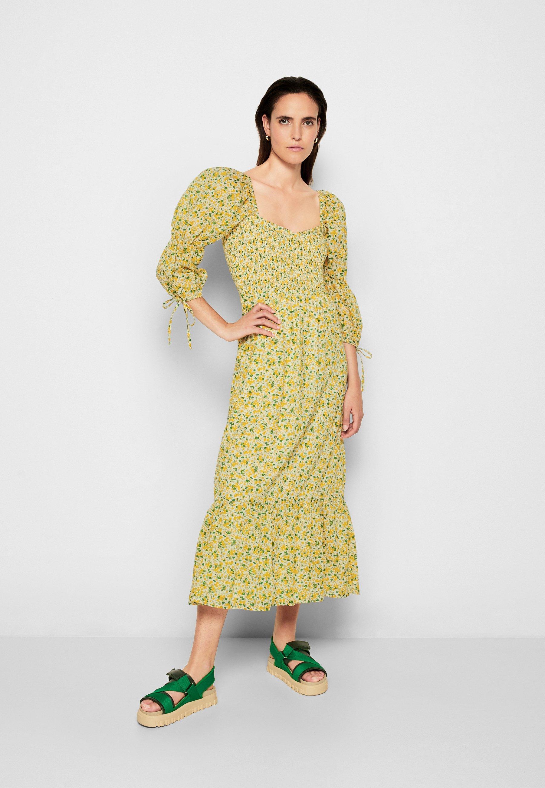 Women PALINO MIDI DRESS - Day dress