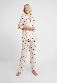 Etam - FILLIPA PANTALON - Pyjamasbyxor - rose - 1