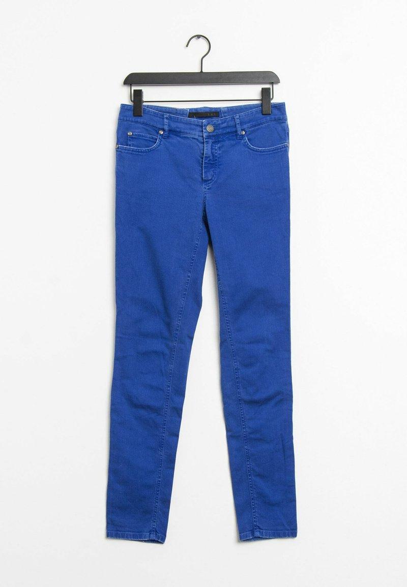 SET - Slim fit jeans - blue