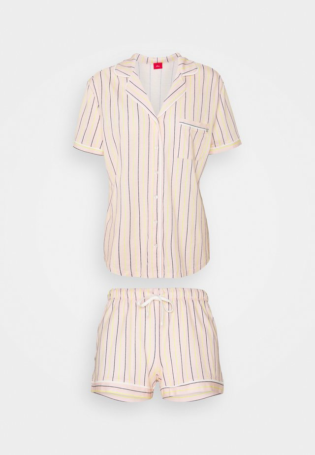 SHORTY - Pyjama - light pink