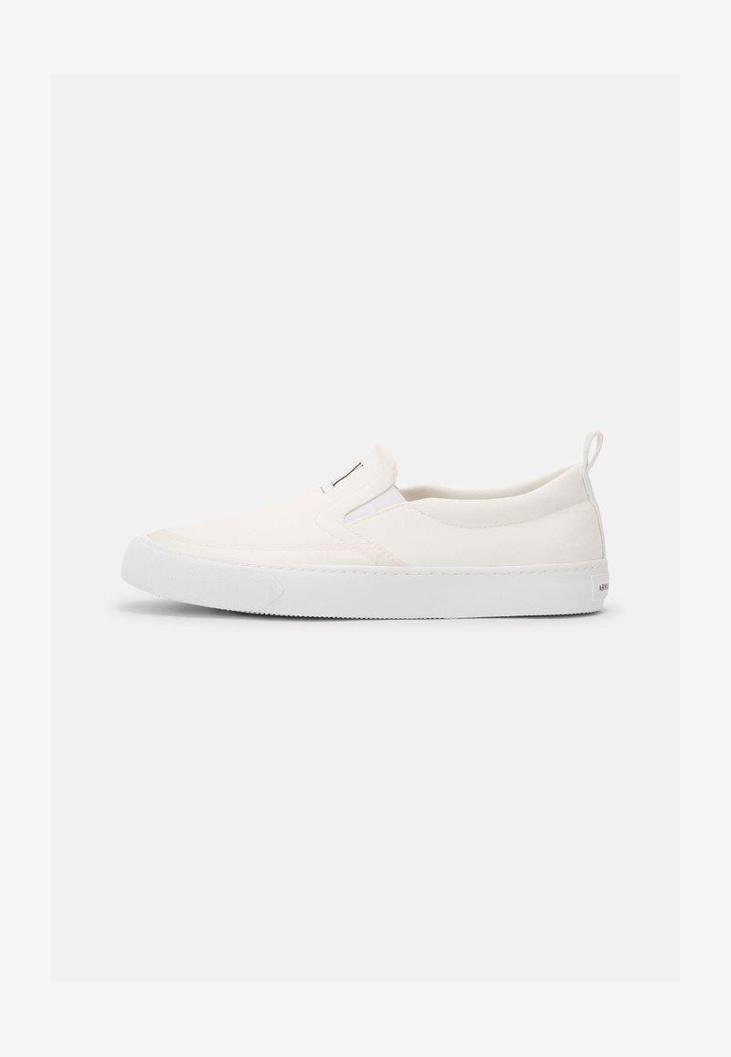 Armani Exchange - Trainers - white