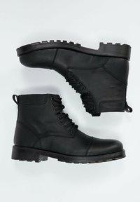 DeFacto - Lace-up ankle boots - black - 1