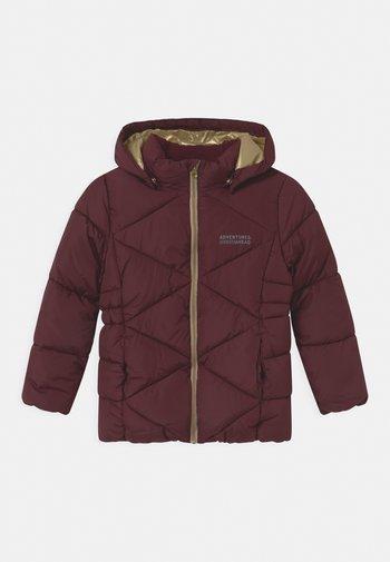 NKFMILTON PUFFER CAMP - Winter jacket - winetasting