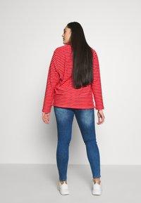 Zizzi - NILLE LIM - Jeans Skinny Fit - blue denim - 2