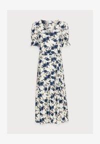 VILA PETITE - VIEFIE  DRESS PETITE - Maxi dress - birch/flowers - 4