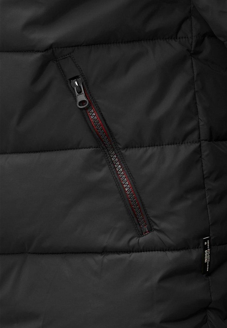 INDICODE JEANS PHILPOT - Winterjacke - black/schwarz I575Kz