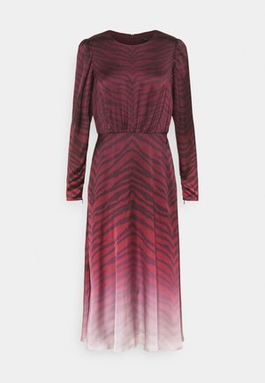 BANARNI - Cocktail dress / Party dress - oxblood