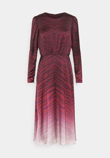 BANARNI - Cocktail dress / Party dress - oxblood