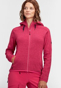 Mammut - ARCTIC  - Fleece jacket - sundown melange - 2