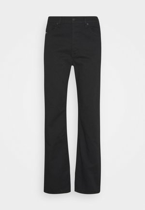 D-MACS - Džíny Straight Fit - black denim
