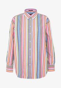 GANT - STRIPE - Button-down blouse - warm sun - 5