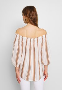 Superdry - DESERT OFF SHOULDER - Blouse - orange - 2