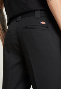 Dickies - 872 SLIM FIT WORK PANT  - Chino - black - 6
