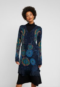 Desigual - Cardigan - dark blue - 0