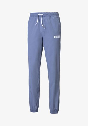 UTILITY  - Tracksuit bottoms - blue