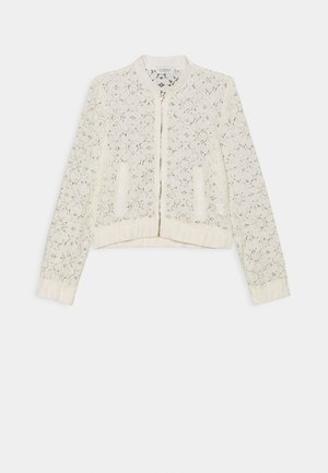 YOUNG LADIES JACKET - Bomber bunda - offwhite