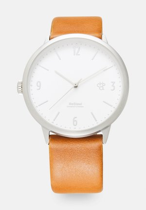 WEDNESDAY UNISEX - Watch - silver-coloured