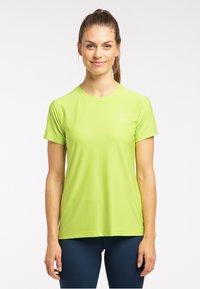 Haglöfs - Basic T-shirt - sprout green - 0