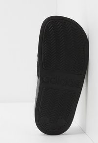 adidas Performance - ADILETTE SHOWER - Rantasandaalit - core black/footwear white - 4