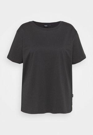 MELROSE PLUS TEE - T-shirts med print - graphite link