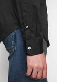 Emporio Armani - SHIRT - Shirt - black - 4
