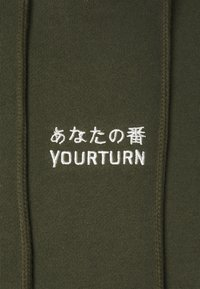 YOURTURN - UNISEX SET - Tracksuit - dark green - 5