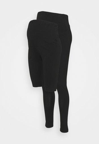 SET - Shorts - black/black