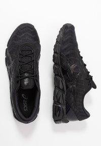 ASICS - GEL-QUANTUM 180 5 - Chaussures de running neutres - black - 1