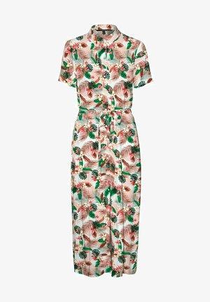 Shirt dress - birch
