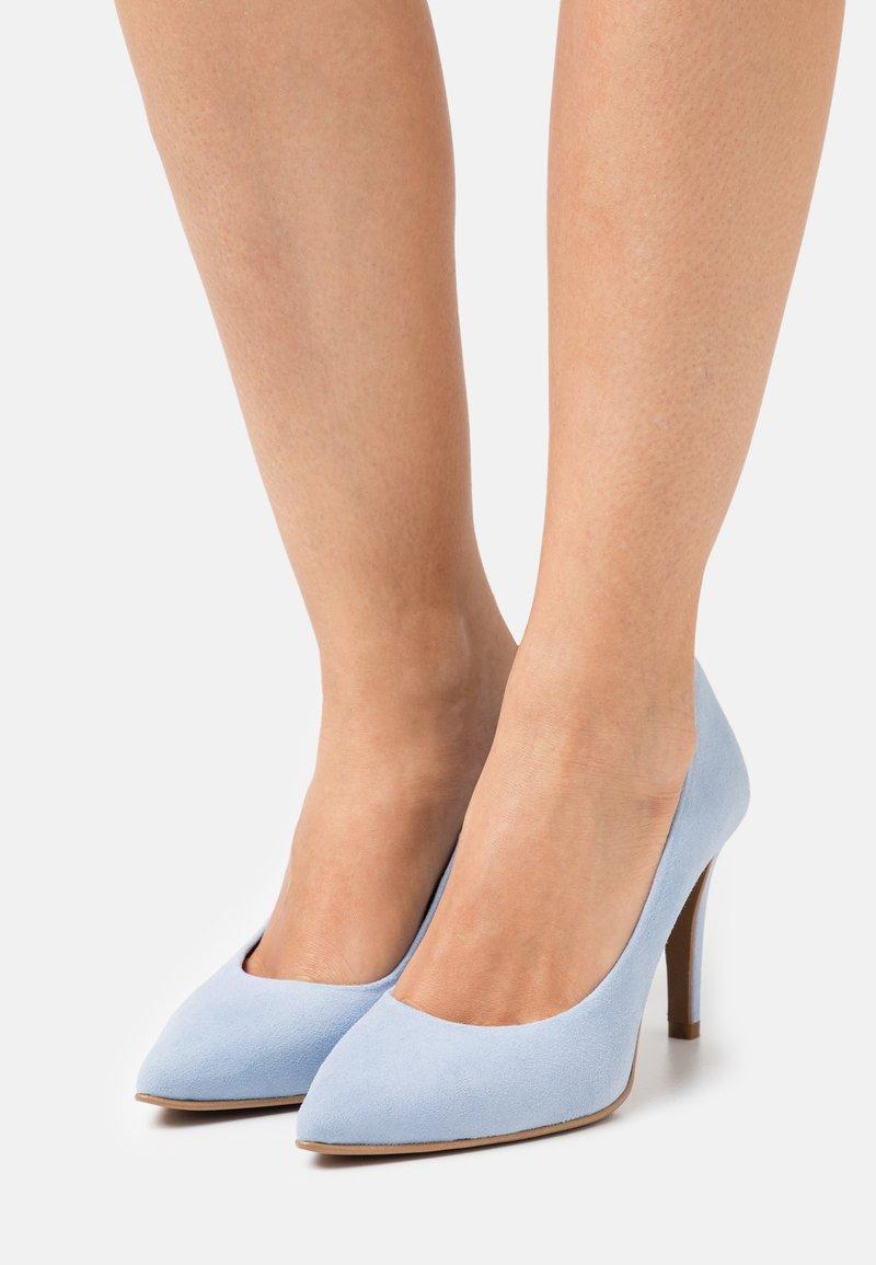 Copenhagen Shoes - SKY  - Avokkaat - baby blue