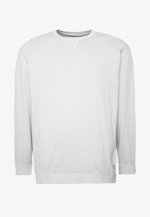 Sweatshirt - silver grey