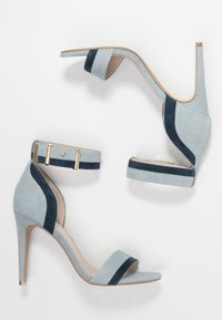 KIOMI - High heeled sandals - blue - 3