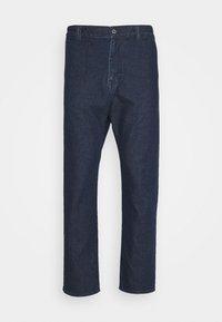 UNIVERSE PANT CROPPED - Jeans Straight Leg - easy stone wash yoshiko
