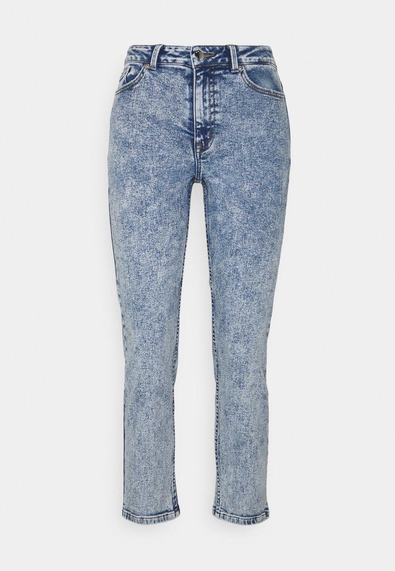 ONLY Petite - ONLERICA LIFE - Jeans straight leg - light medium blue denim