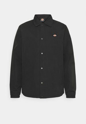 OAKPORT COACH - Summer jacket - black