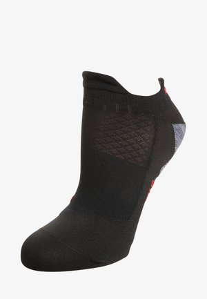 RU5 INVISIBLE - Trainer socks - black/mix