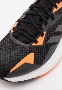 adidas Originals - X9000L3 BOOST SPORTS RUNNING SHOES UNISEX - Zapatillas - core black/grey three/grey six - 5