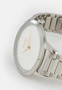 BOSS - TWILIGHT - Hodinky - silver-coloured - 4