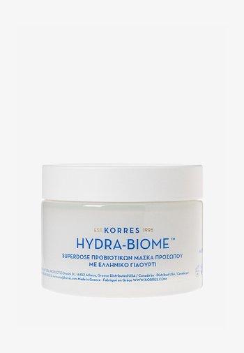 YOGHURT HYDRA-BIOME FACE MASK - Face mask - -