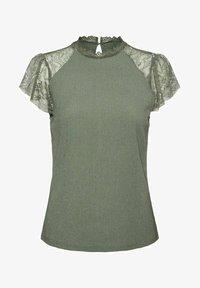 Vero Moda - Print T-shirt - laurel wreath - 4
