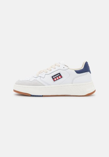 YINSY - Trainers - white/blue